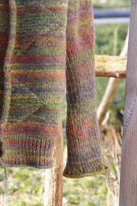 pullover strickjacke wollpullover damen boho vintage retro multicolor_1