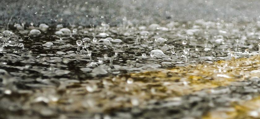 das element wasser und die qualität des urvertrauens fühlen