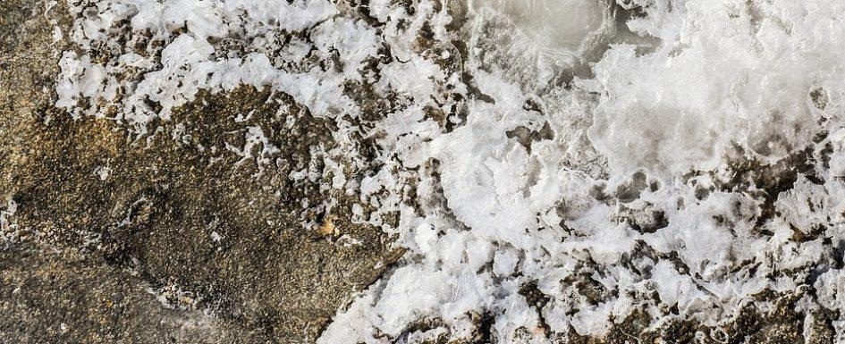 Farbe als eines der kraftvollsten Elemente der Natur nutzen: Weiss
